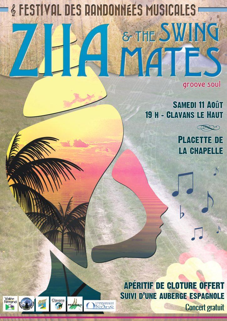 Festival des Randonnées Musicales du Ferrand, Clôture 19 ème édition