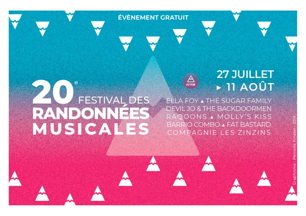 20ème édition du Festival des Randonnées Musicales du Ferrand