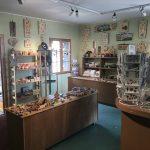 Boutique produits de la Route des Savoirs Faires de l'Oisans