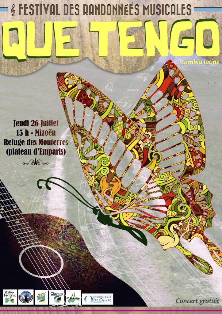 Concert Que Tengo Cumabia Latine