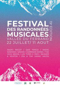 Festival champêtre dans la Vallée du Ferrand. Venez découvrir les charmes de cette vallée en musique.