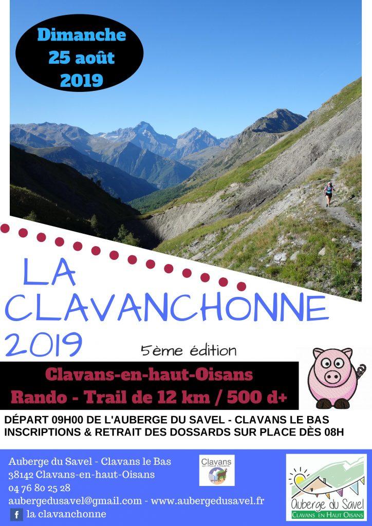 Randonnée Trail 12kms course à pied Clavans en Haut Oisans sport outdoor Haut Oisans