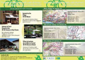 Bornes Vélo électrique Vallée du Ferrand